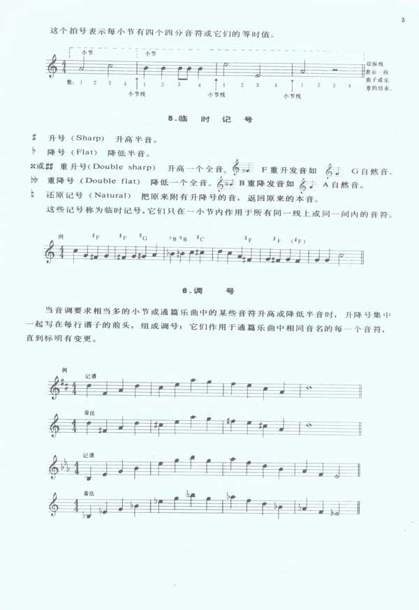 a小调舞曲谱子