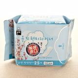 Eunjee/恩芝 韩国进口护垫25片 正品绵柔透气无荧光剂亲肤防敏 179568