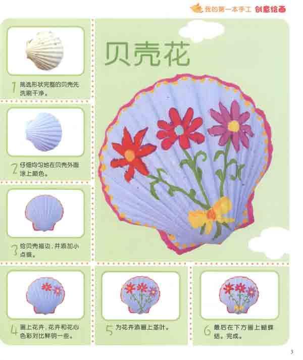 孔雀窗花的剪法步骤图