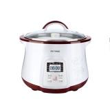 天际电炖锅 DGD-13EG  电炖锅陶瓷隔水炖小电炖盅迷你白瓷BB煲