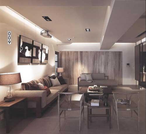 主墙设计500-荆州麦浩斯漂亮家居编辑部台湾汽车装修设计图片