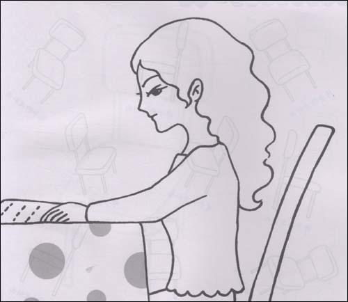 兒童多角度簡筆畫·生活