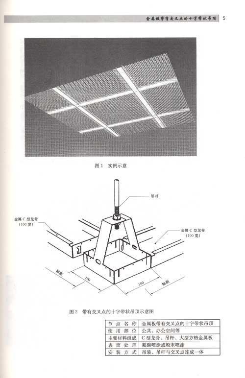 板材剖面节点图    木饰面隔墙纵剖节点图