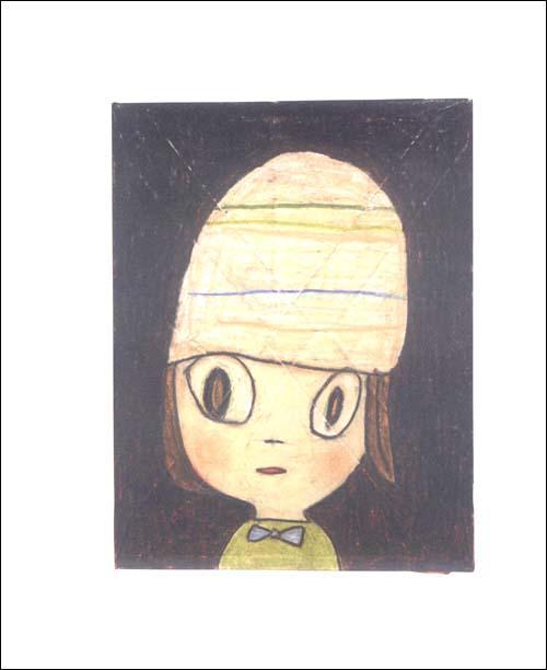 立体贺卡运动的小男孩简笔画制作步骤
