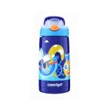 康迪克 2443-HBC-GIZ076 小发明家儿童保温吸管杯-海盗   400ml