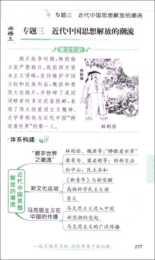 中学教辅掌中宝 高中基础知识 历史(人教版)