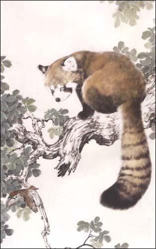 林泉雄风 工笔动物画法 李学志 艺术 书籍