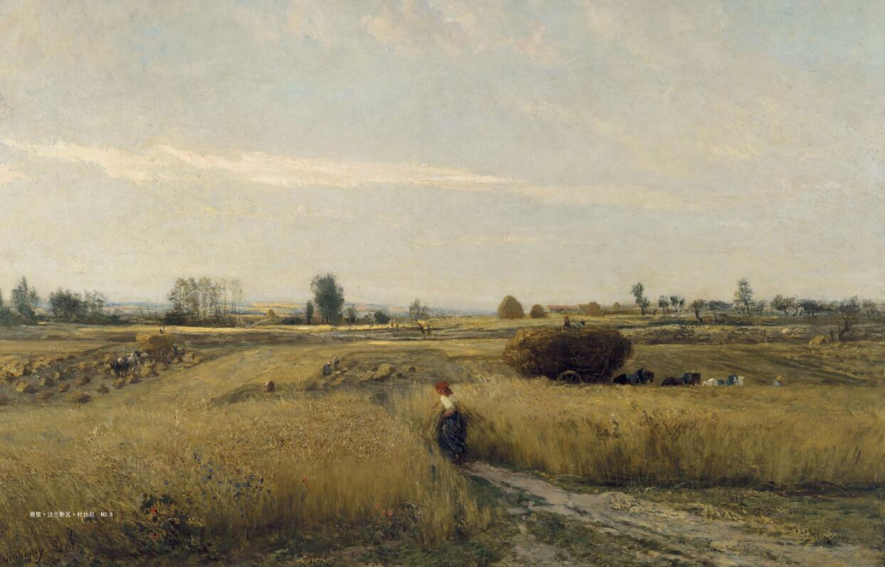 法国乡村风景画大师