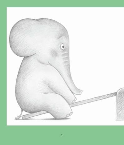 可爱的鼠小弟19:鼠小弟玩跷跷板