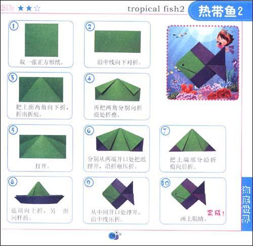 《儿童创意手工大全·折纸体验篇》()【简介|评价