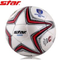 正品 STAR 世达 SB375 足球 5号 耐磨 世达 室内外通用