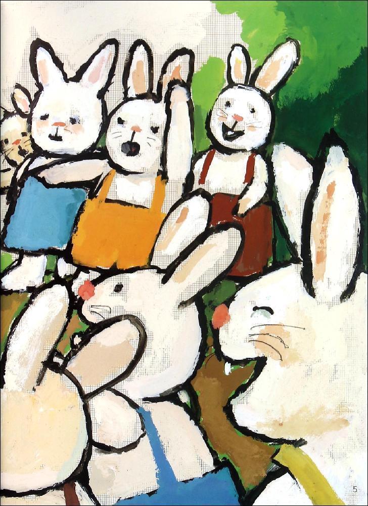 同年,他凭借作品《小袋鼠》获得了荷兰*佳年度图画书大奖.