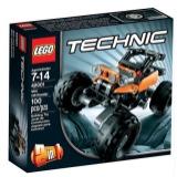 3C专柜正品丹麦乐高Lego 迷你超野车L42001 Mimi Off-Roader