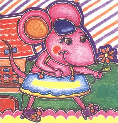 彩色铅笔画·初级篇-唐瑶-少儿-文轩网