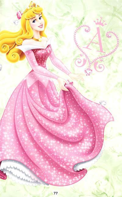 我是公主:迪士尼公主明星档案