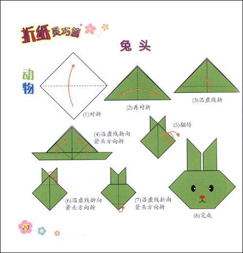 童书 手工/游戏 娃娃学纸工—折纸灵巧篇 中国幼儿智力开发编辑室