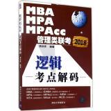 MBA、MPA、MPAcc管理类联考逻辑考点解码
