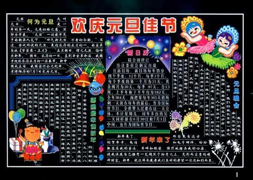 彩色板报墙报宣传栏/传统节日(第2版)--平面设计