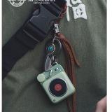 貓王 B612 原子唱機便攜式藍牙音箱 原野綠