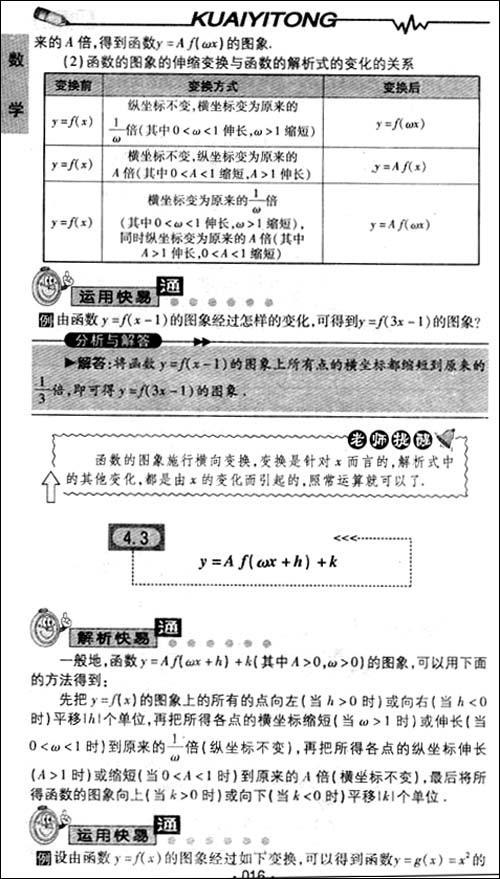 高中数学公式定理