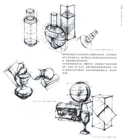 第二部分产品设计预想图 概述 第一章产品透视画法剖析 第二章产品