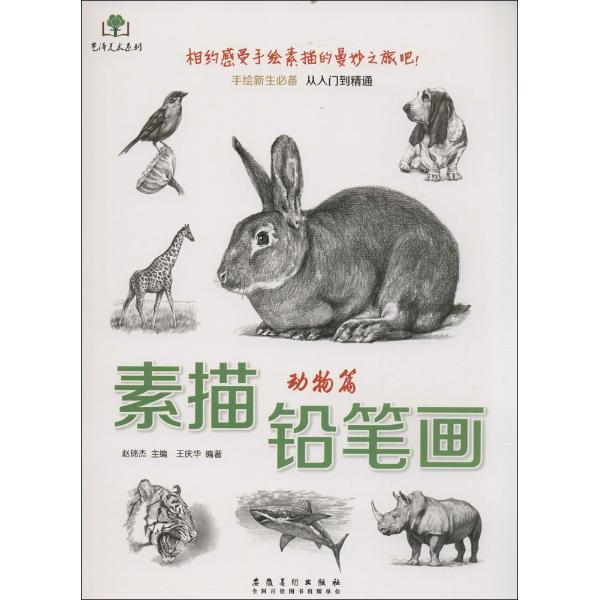素描铅笔画(动物篇)